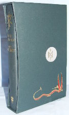 The Hobbit. 2004. Hardback. Issued in a slipcase.