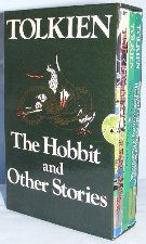The Hobbit and Other Stories. 1976. Paperbacks. Issued in a slipcase.