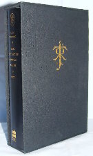 History of Middle-earth, Part I. 2000. Hardback. Issued in a cloth covered slipcase.