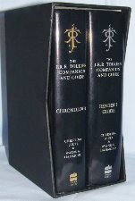 J.R.R. Tolkien Companion and Guide. 2006. Hardbacks. Issued in a slipcase.