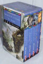 The Hobbit & The Lord of the Rings. 2003. Paperbacks. Issued in a slipcase.