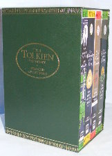 The Hobbit & The Lord of the Rings. 1997. Paperbacks. Issued in a slipcase.