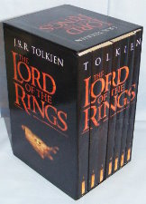 The Lord of the Rings. 2001. Paperbacks. Issued in a slipcase.