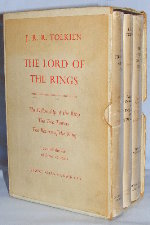 The Lord of the Rings. 1958. Hardbacks - Issued in a slipcase