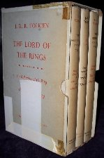 The Lord of the Rings. 1959. Hardbacks - Issued in a slipcase