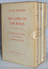 The Lord of the Rings. 1959/1960. Hardbacks - Issued in a slipcase