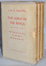 The Lord of the Rings. 1960. Hardbacks - Issued in a slipcase