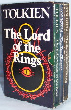 The Lord of the Rings. 1976. Paperbacks - Issued in a slipcase