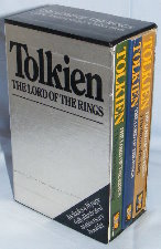 The Lord of the Rings. 1979/1980. Paperbacks - Issued in a slipcase
