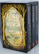 The Lord of the Rings. 1981. Paperbacks - Issued in a slipcase