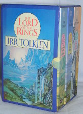 The Lord of the Rings. 1986. Paperbacks - Issued in a slipcase
