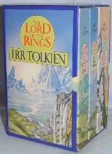 The Lord of the Rings. 1988. Paperbacks - Issued in a slipcase