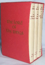 The Lord of the Rings. 1990. Hardbacks - Issued in a slipcase