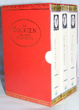 The Lord of the Rings. 1991. Paperbacks - Issued in a slipcase