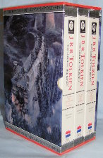 The Lord of the Rings. 1996. Paperbacks - Issued in a slipcase
