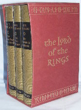 The Lord of the Rings. 1997. Hardbacks - Issued in a slipcase