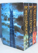 The Lord of the Rings. 2002. Paperbacks - Issued in a slipcase