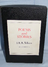 Poems and Stories. 1980. Hardback - Issued in a box