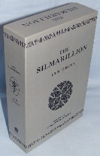 The Silmarillion. 1999/2001. Hardback. Issued in a box.