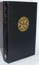 The Silmarillion. 2002. Hardback. Issued in a leather covered slipcase.