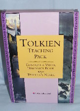 Tolkien Teaching Pack. 1995. Hardback. Issued in a box.
