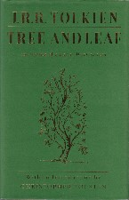 Tree and Leaf. 1988. Hardback in dustwrapper.
