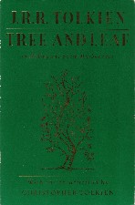 Tree and Leaf. 1988. Paperback.