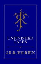 Unfinished Tales. 1992. Hardback in dustwrapper.